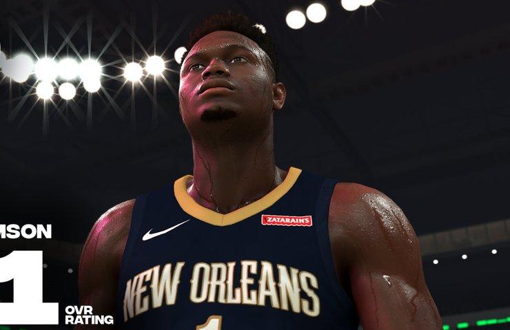 NBA 2K ZİON WİLLİAMSON İLE ANLAŞMAYA VARDI