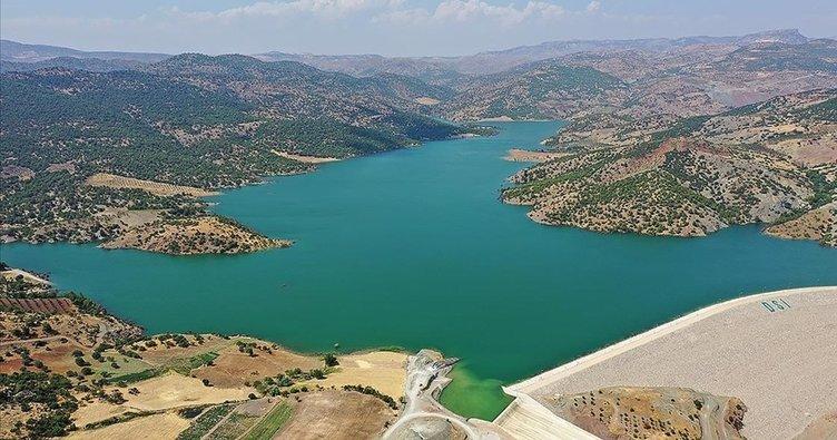 Başkan Erdoğan Yukarı Afrin Barajı'nı yarın açacak