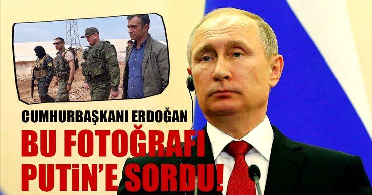 Erdoğan'ın YPG sorusuna Putin ne yanıt verdi?