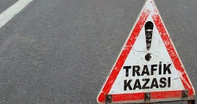 Edirne'de trafik kazası: 1 ölü