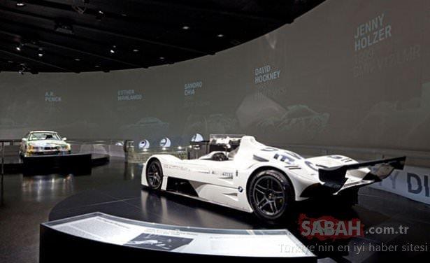 İşte karşınızda BMW müzesi! BMW'nin tarihi burada yatıyor