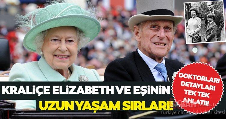 İngiltere Kraliçesi II. Elizabeth'in eşi Prens Philip'in sağlık durumu ile ilgili açıklama geldi