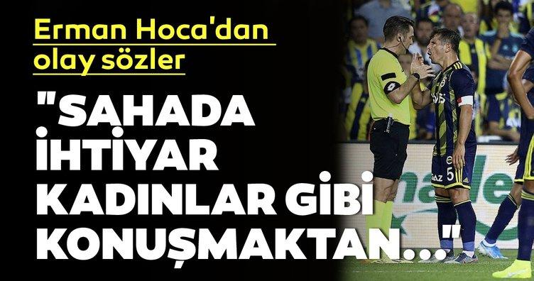 Erman Toroğlu Fenerbahçe - Trabzonspor maçını değerlendirdi