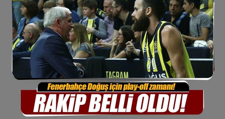 Fenerbahçe Doğuş'un THY Euroleague'de normal sezon macerası