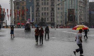 Son dakika haberler! Meteoroloji Uzmanı Dr. Deniz Demirhan, İstanbul için tarih verdi: Kuvvetli sağanak geliyor #burdur