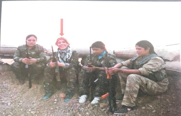 Teröristlerle boy boy fotoğrafı ortaya çıkmıştı... Bakın kendisini nasıl savundu