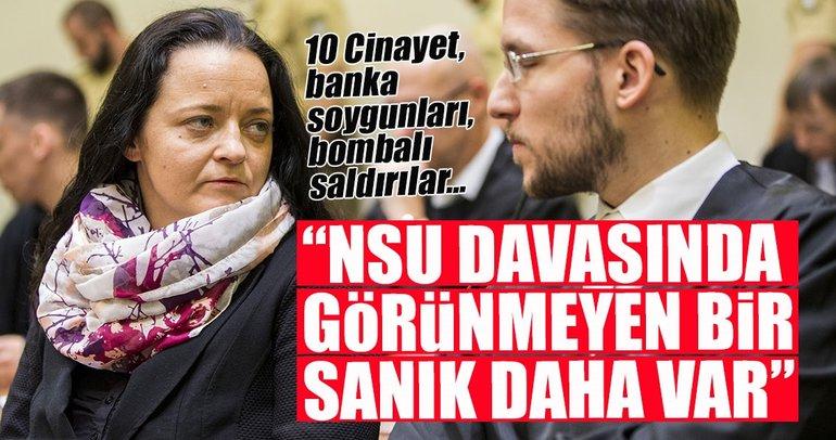 Almanya'da NSU davası