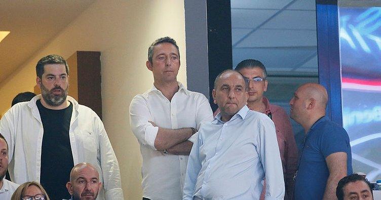 Ali Koç 'ambulans' kriziyle ilgili olarak basın toplantısı yapacak