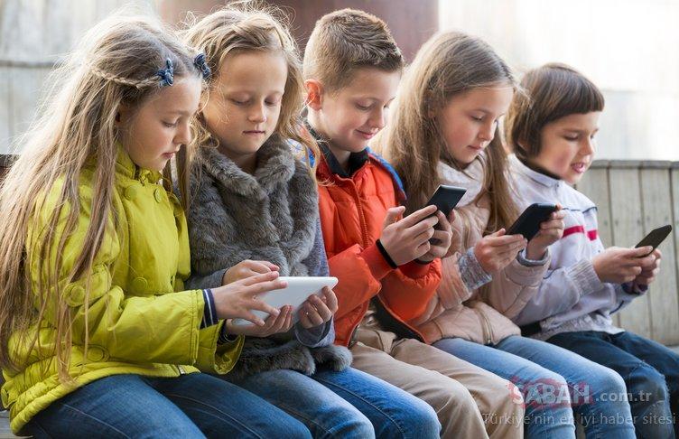 Çocuklarda aşırı internet kullanımının zararları nelerdir?