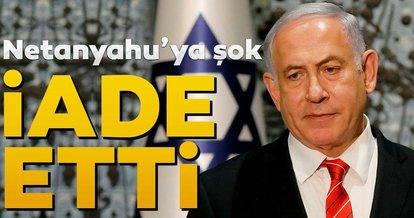 Son dakika: Netanyahu'ya büyük şok... Görevi iade etti!