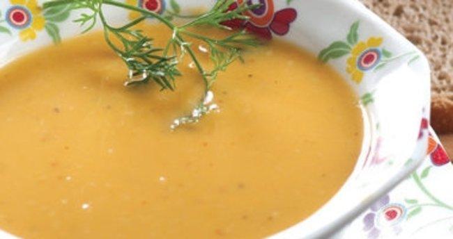 Hindistan cevizli tatlı patates çorbası tarifi - Hindistan cevizli tatlı patates çorbası nasıl yapılır?