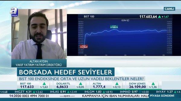 Borsa İstanbul tarihi zirvesine mi gidiyor?