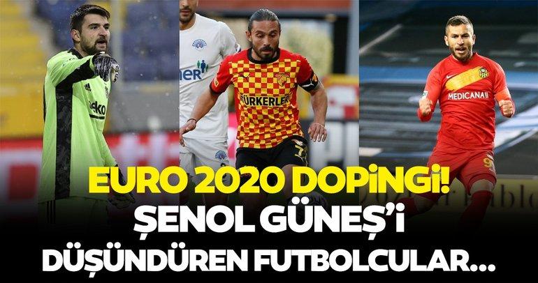 Yerli oyunculara EURO 2021 dopingi!