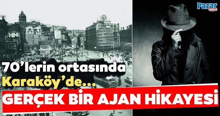 KGB ajanı Tratov Karaköy'ü nasıl birbirine kattı?