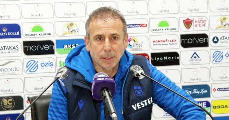 Trabzonspor'da Abdullah Avcı'dan tarihi rekor