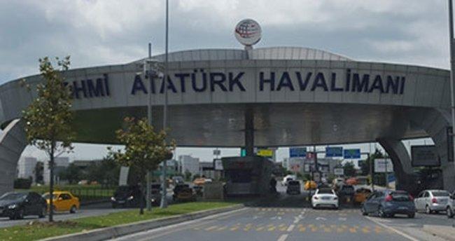 Atatürk Havalimanı'nda 9 buçuk milyon dolarlık operasyon: 7 gözaltı