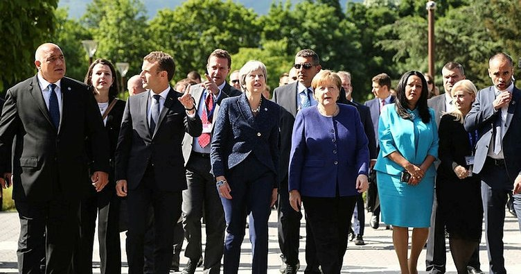 İngiltere Başbakanı May, ABD olmadan devam etme kararı aldı!