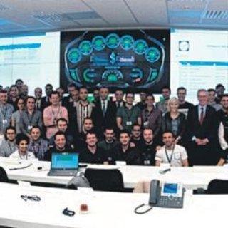 Veri merkezine dünya birincilik ödülü