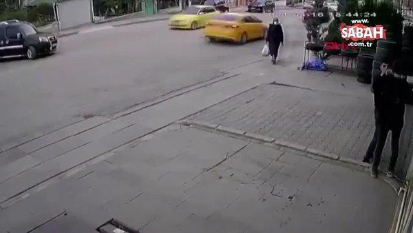 Ankara'da bıçak, tabanca ve çekiçli 'yol verme' kavgası: 3 yaralı | Video