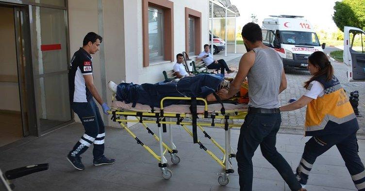 Adıyaman'da otomobil devrildi: 5 yaralı!