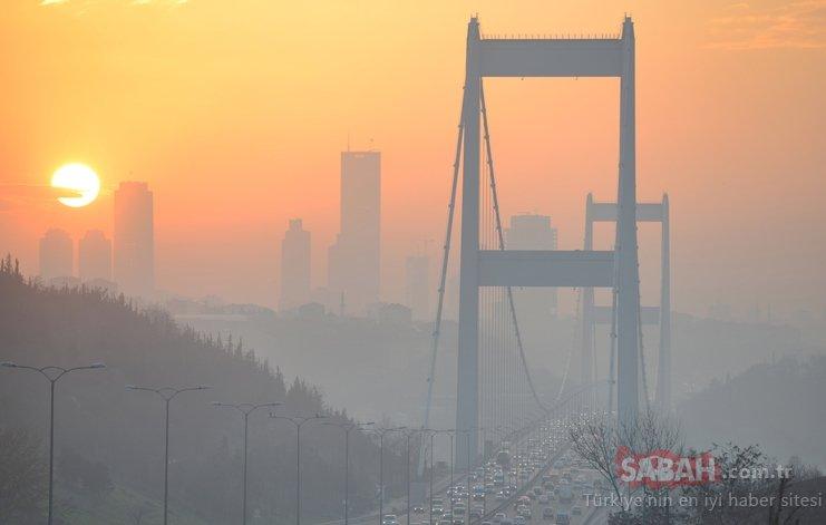Sis neden olur? İstanbul'daki yoğun sisin nedeni nedir?