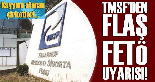 TMSF'den vatandaşlara flaş FETÖ uyarısı