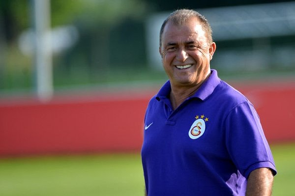 Galatasaray'a dönen Fatih Terim'in ilk sözleri...
