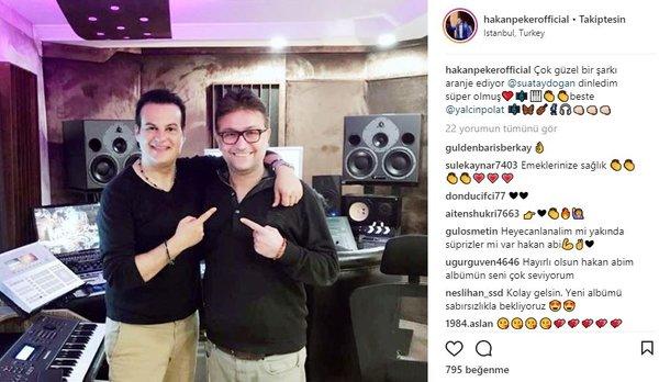 Ünlü isimlerin Instagram paylaşımları (14.03.2018)