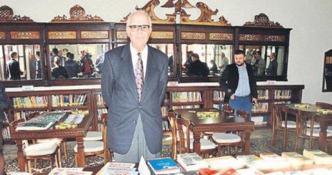 Tarihi Borsa Kahvesi kütüphaneye dönüştü