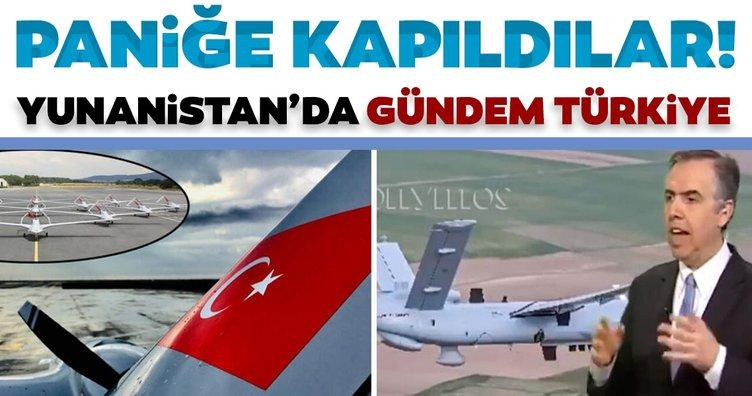 SON DAKİKA! Yunanistan'da gündem Türkiye: Paniğe kapıldılar! Türkiye'nin sahip olduğunu...
