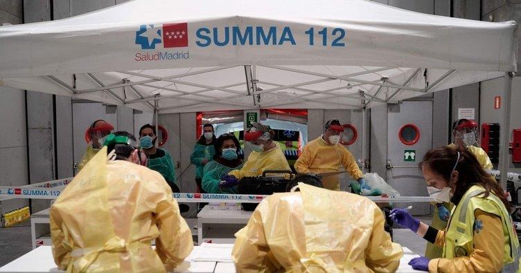 Almanya'da koronavirüs nedeniyle ölenlerin sayısı 123'e çıktı