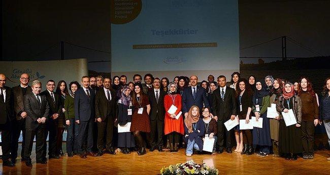 İstanbul Üniversitesi gönüllüler ve STK'ları buluşturuyor!