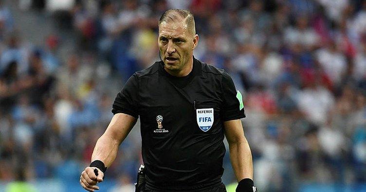 Dünya Kupası finalinde Nestor Pitana düdük çalacak