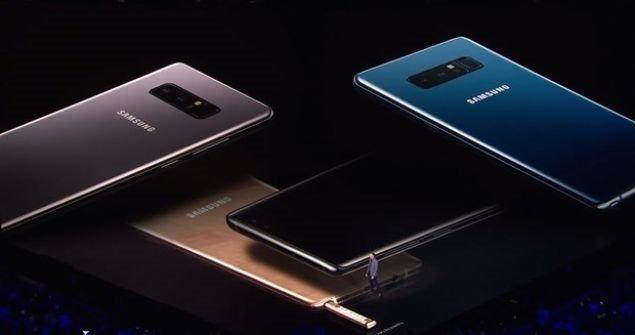Samsung Galaxy Note 8 tanıtıldı! İşte sosyal kalemli dev telefon