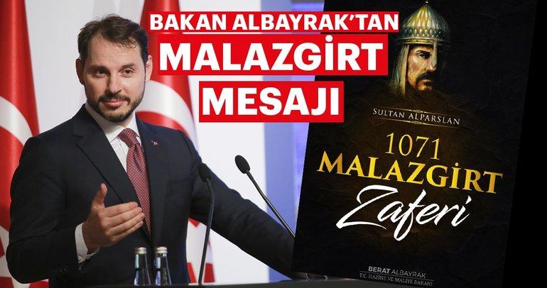 Bakan Albayrak'tan Malazgirt ve Zafer Haftası mesajı