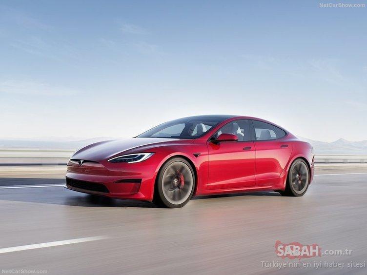 Tesla Model S Plaid'in özellikleri nedir? İşte karşınızda Tesla'nın en hızlı ve en güçlü üretim modeli