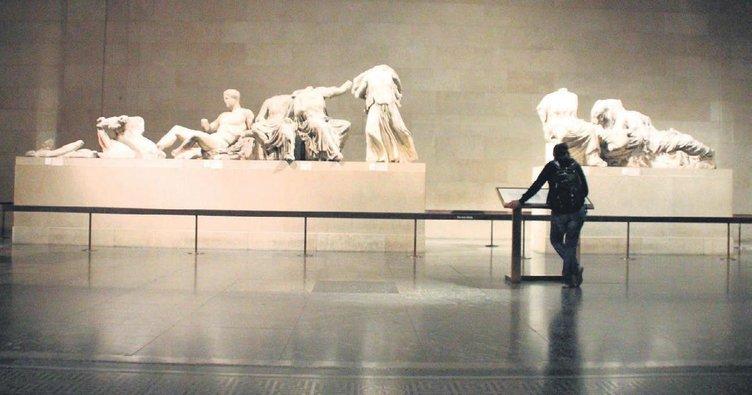 Anadolu tarihi British Museum'da
