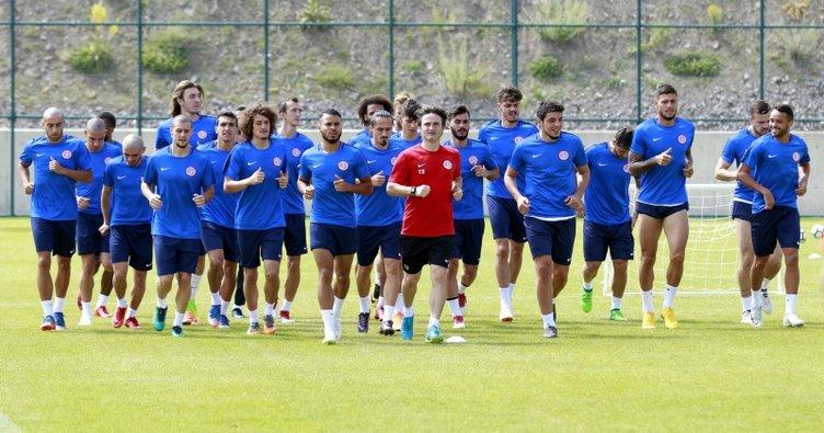 Antalyaspor'da temlik krizi