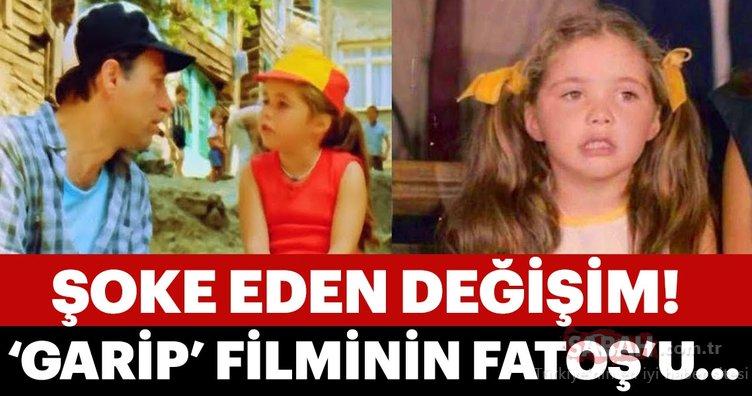 Kemal Sunal'ın Garip filminin Fatoş'u yıllar sonra...