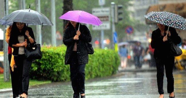 Meteoroloji'den önemli yağış uyarısı