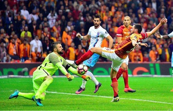 Galatasaray - Trabzonspor muhtemel 11'ler