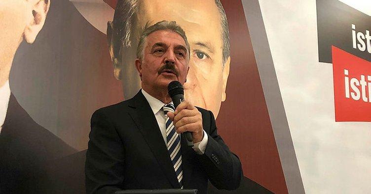 MHP'li Büyükataman: Hiçbir odak, Cumhur İttifakı'nı çatlatamayacaktır