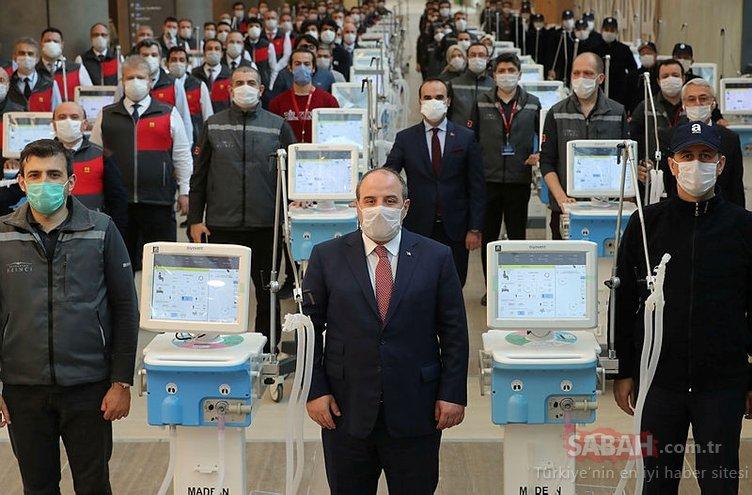 Bakan Varank'tan son dakika açıklaması: Tüm dünya yüzde yüz yerli ve milli olan cihazların peşinde