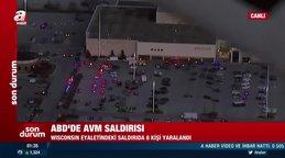 Son dakika! ABD'de AVM saldırısı: En az 8 kişi yaralandı   Video