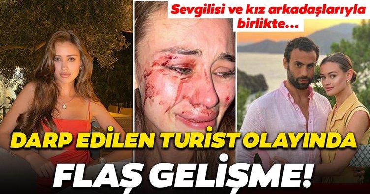 Son dakika haberi: Daria Kyryliuk isimli mankenin darp edilmesi sonrası soruşturma başlatıldı! Bakan Ersoy'dan açıklama geldi...