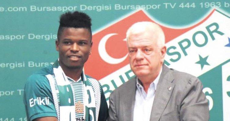 Bursaspor Portolu Agu'yu kiraladı