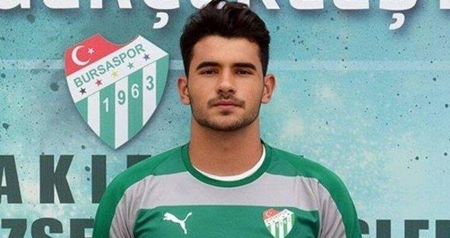 Bursaspor transferi duyurdu