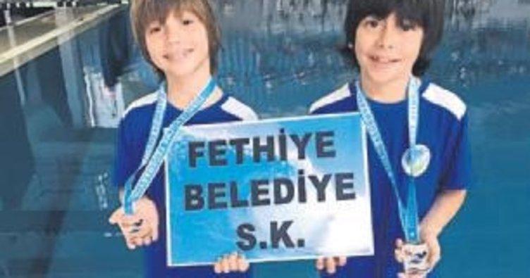 Fethiye'nin gururu oldular