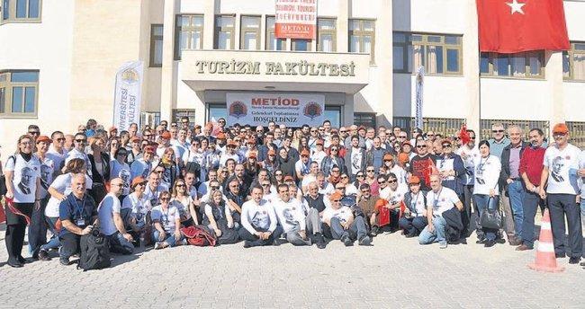 Mersin'de turizmciler 17'nci kez buluştular