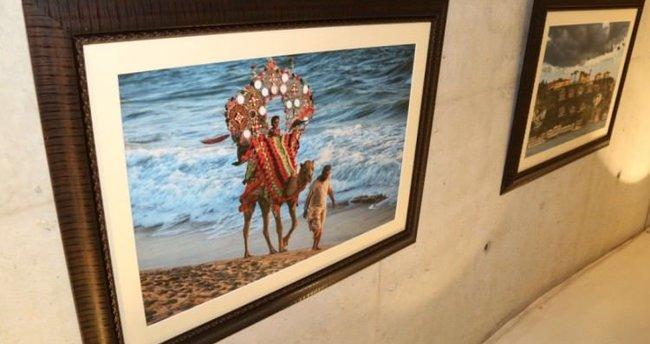 """Pakistan ve Türkiye Renkleri"""" sergisi Ankara'da"""